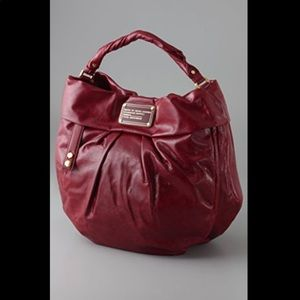 Authentic Marc by Marc Jacobs Twisted Q hobo bag